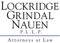 Lockridge, Grindal and Nauen Attorneys at Law
